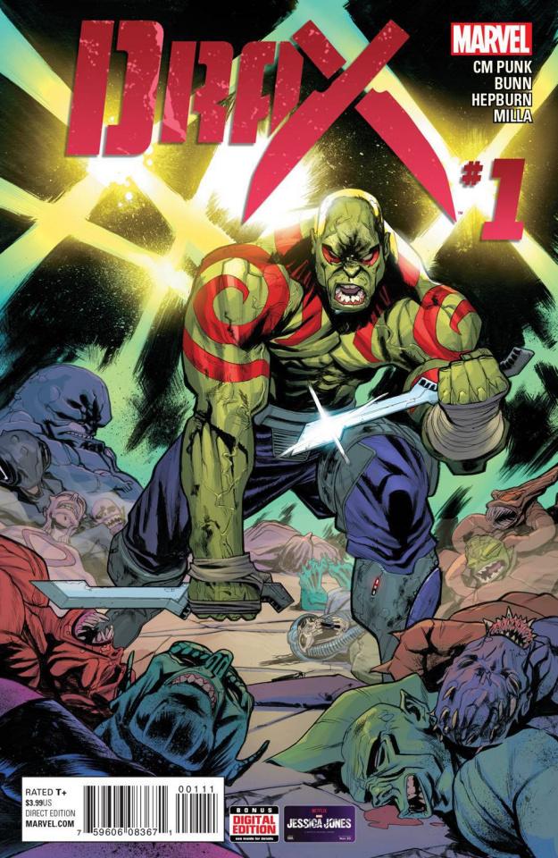 Drax #1