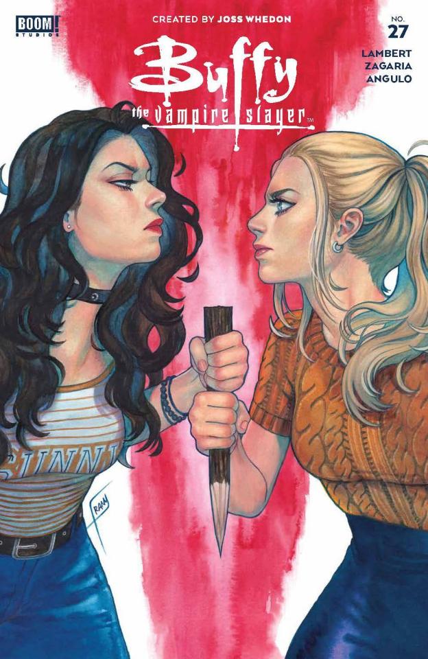 Buffy the Vampire Slayer #27 (Frany Cover)