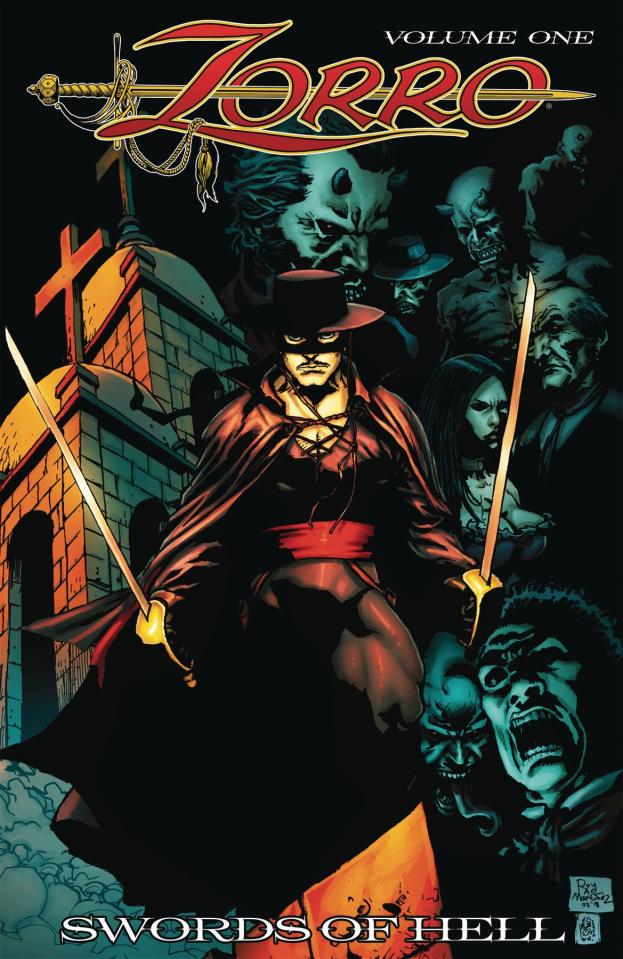 Zorro: Swords of Hell