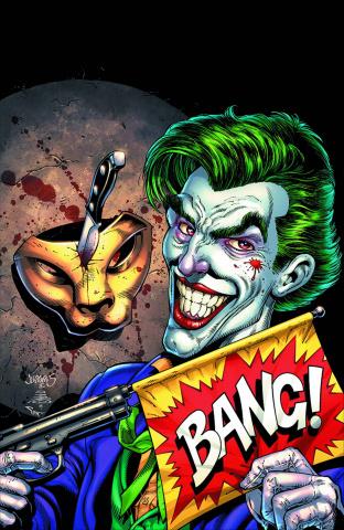 The Secret Six #3 (The Joker Variant)