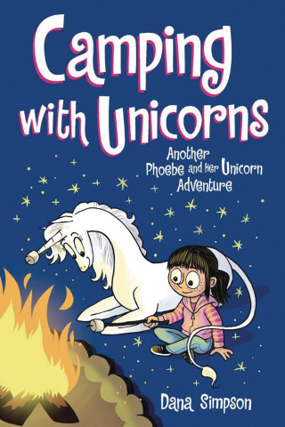 Phoebe and Her Unicorn Vol. 11: Camping With Uncorns