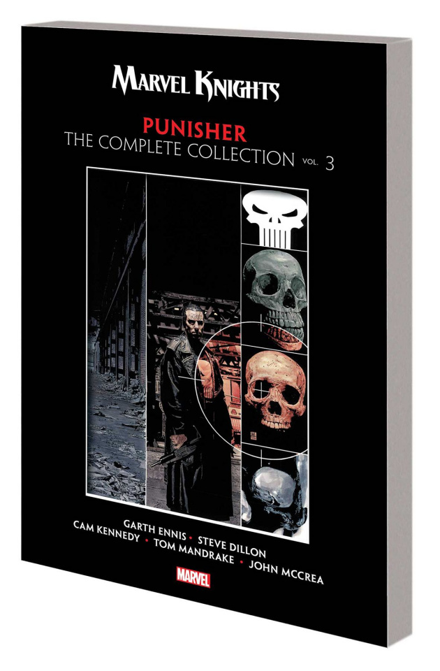 Marvel Knights: Punisher Vol.3 (Complete Collection)
