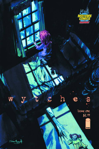 Wytches #1 (Midtown Murphy Cover)