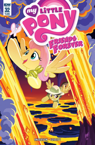 My Little Pony: Friends Forever #32