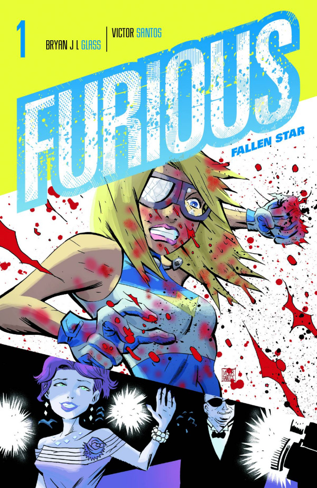 Furious Vol. 1: Fallen Star