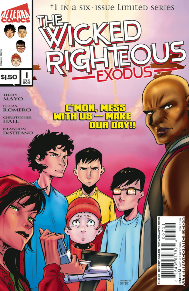 The Wicked Righteous #1