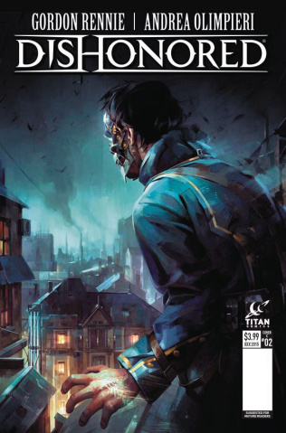 Dishonored #2 (Frost Cover)