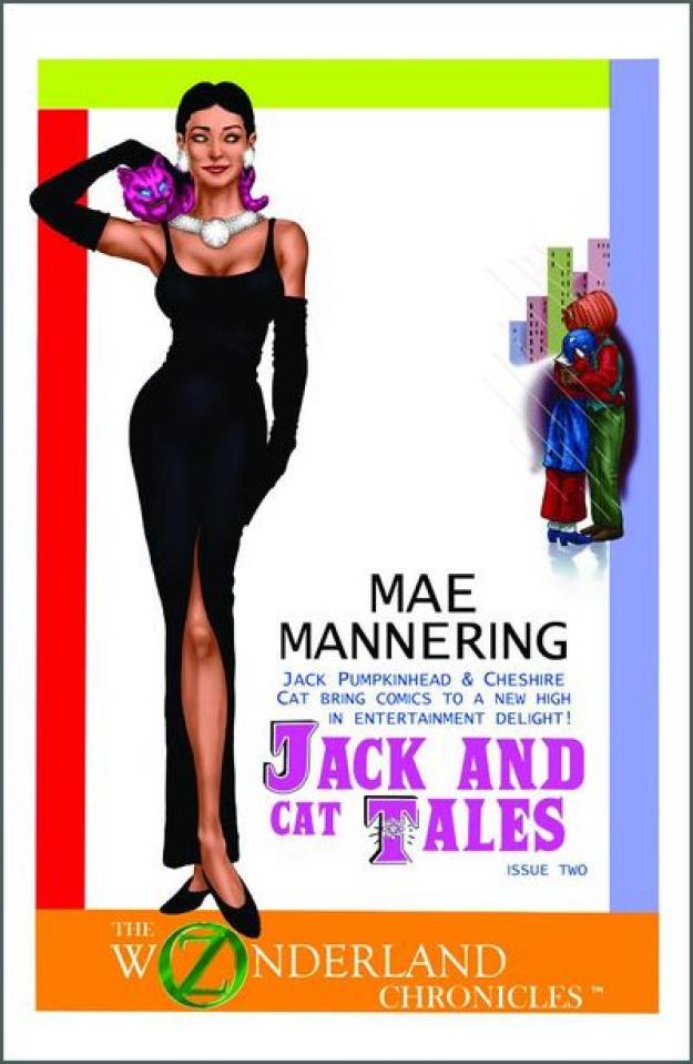 The Wonderland Chronicles: Jack & Cat Tales #2