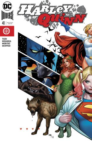 Harley Quinn #41 (Variant Cover)