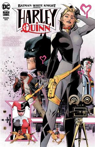 Batman: White Knight Presents Harley Quinn #6 (Sean Murphy Cover)