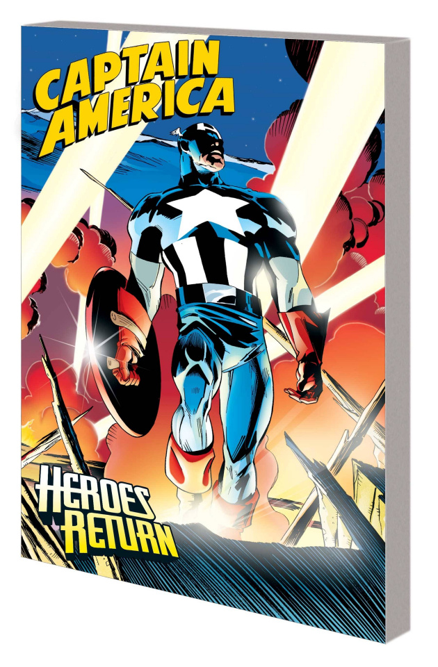 Captain America: Heroes Return Vol. 1 (Complete Collection)