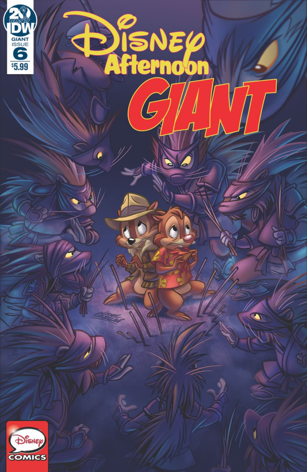 Disney Afternoon: Giant #6