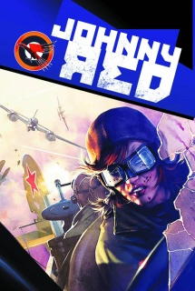 Johnny Red #3 (Subscription Ronald Cover)
