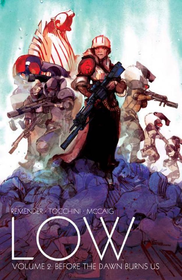 Low Vol. 2: Before the Dawn Burns Us