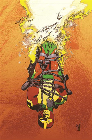 Mister Miracle: The Source of Freedom #1 (Valentine De Landro Card Stock Cover)