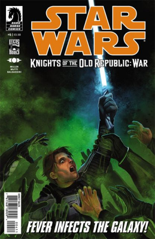 Star Wars: Knights of the Old Republic - War #4