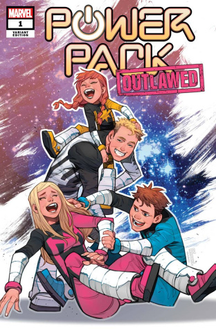 Power Pack #1 (Petrovich Cover)