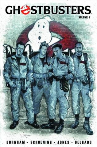 Ghostbusters Vol. 2