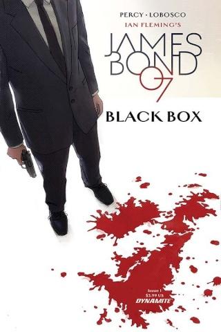 James Bond: Black Box #1 (Reardon Cover)