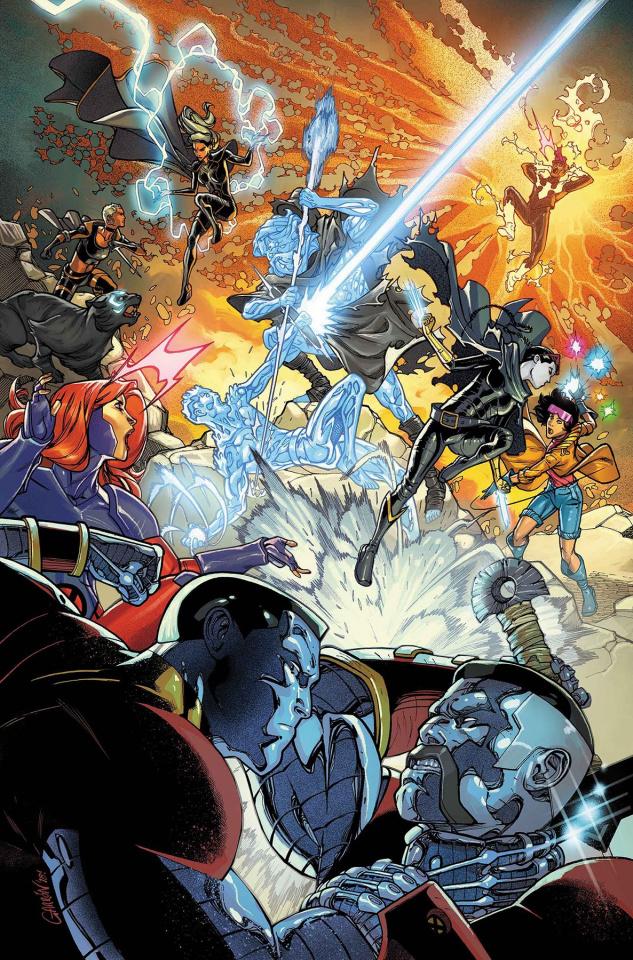 Uncanny X-Men: Winter's End #1