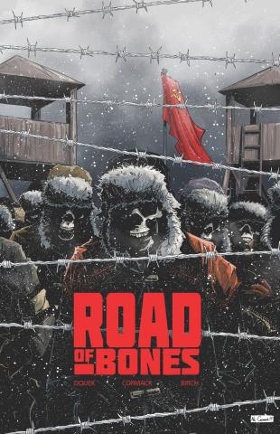 Road of Bones #1 (3rd Printing)