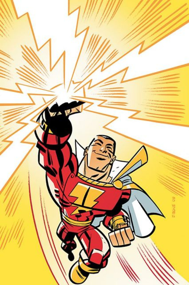 Billy Batson and the Magic of Shazam!: Mr. Mind Over Matter