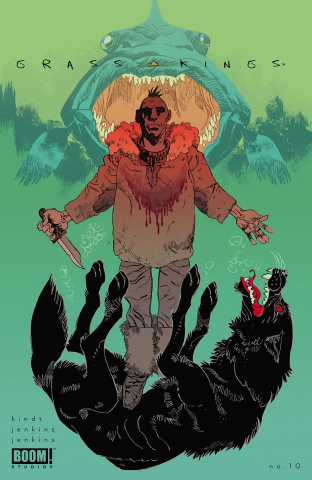 Grass Kings #10 (Trakhanov Cover)