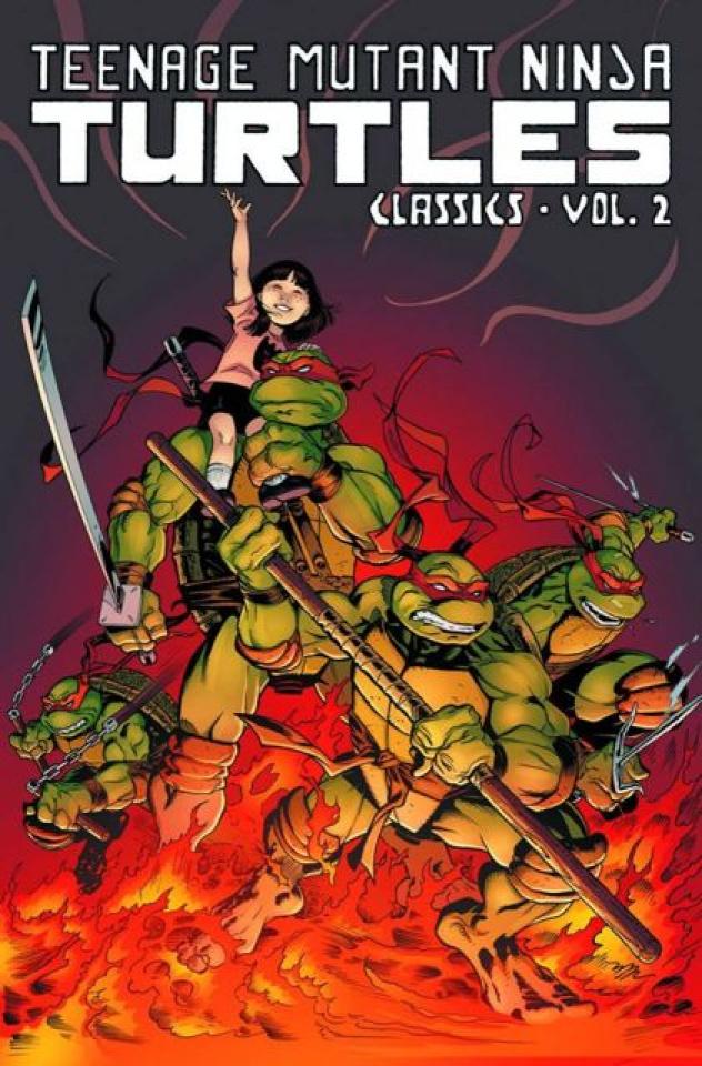 Teenage Mutant Ninja Turtles Classics Vol. 2