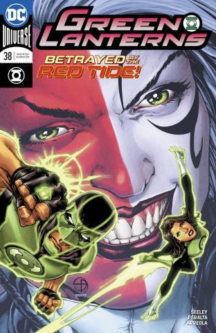 Green Lanterns #38