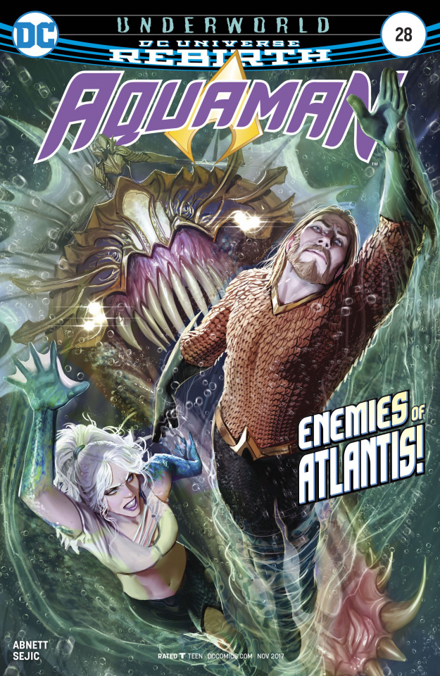 Aquaman #28