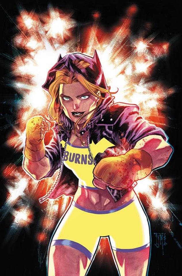 Batgirl #2 (Variant Cover)