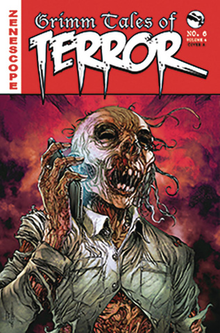 Grimm Tales of Terror #6 (Tolibao Cover)