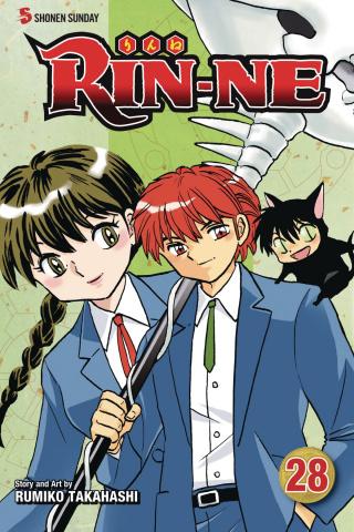 Rin-Ne Vol. 28