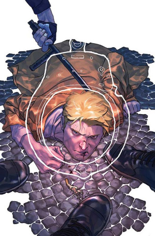 Hellblazer #8 (Variant Cover)