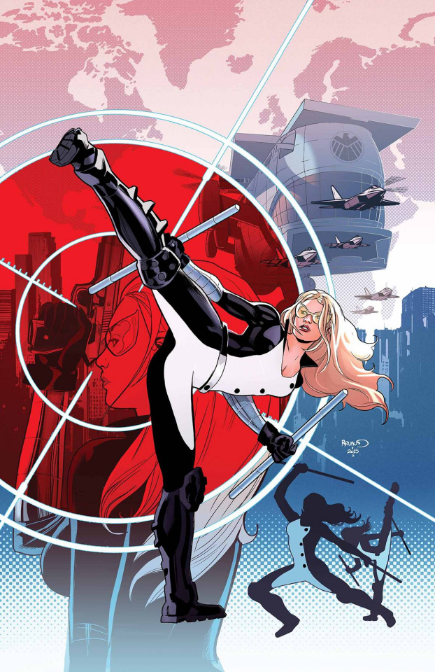 Mockingbird #1 (S.H.I.E.L.D. 50th Anniversary)