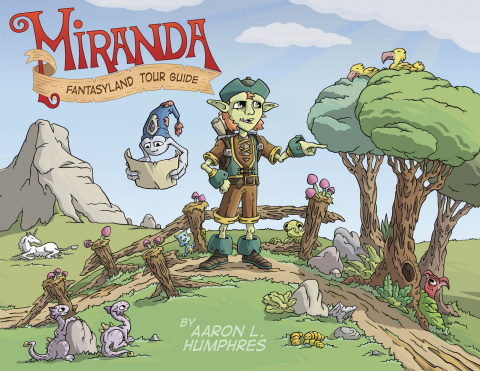 Miranda: Fantasyland Tour Guide