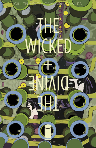 The Wicked + The Divine #27 (Sampson Cover)
