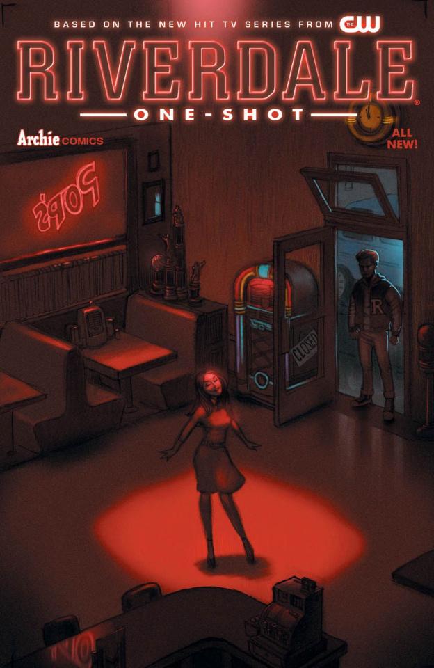 Riverdale #1 (Moritat Cover)