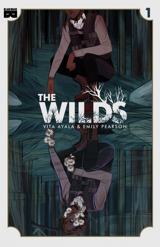 The Wilds #1 (Pearson Cover)