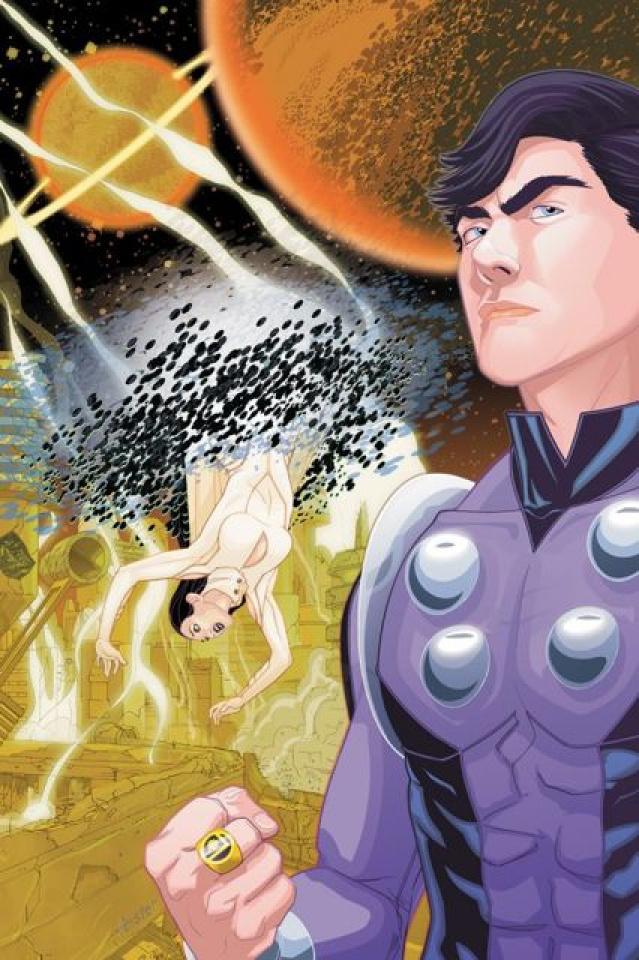 Legion: Secret Origin #1