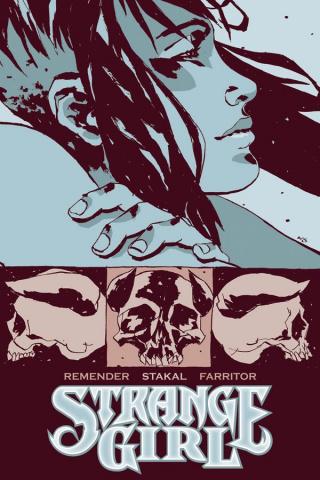 Strange Girl Vol. 3: Paint a Vulgar Picture
