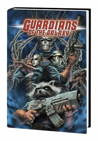 Guardians of the Galaxy by Abnett and Lanning
