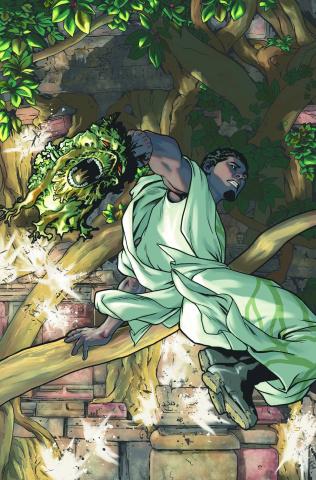 Swamp Thing #31