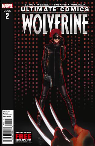 Ultimate Comics Wolverine #2