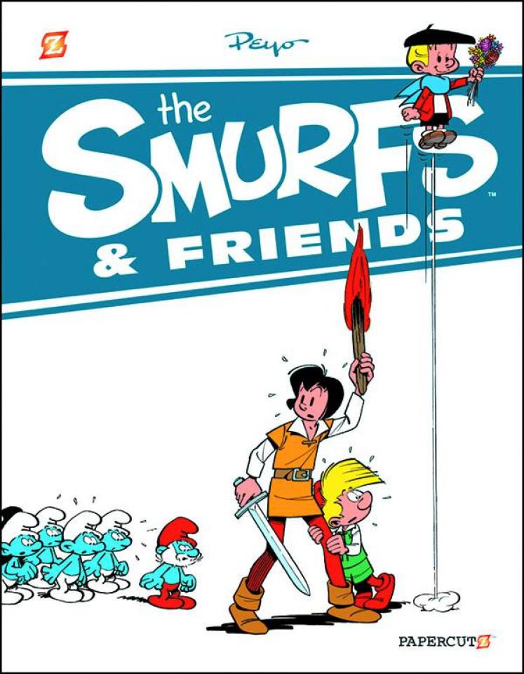 The Smurfs & Friends