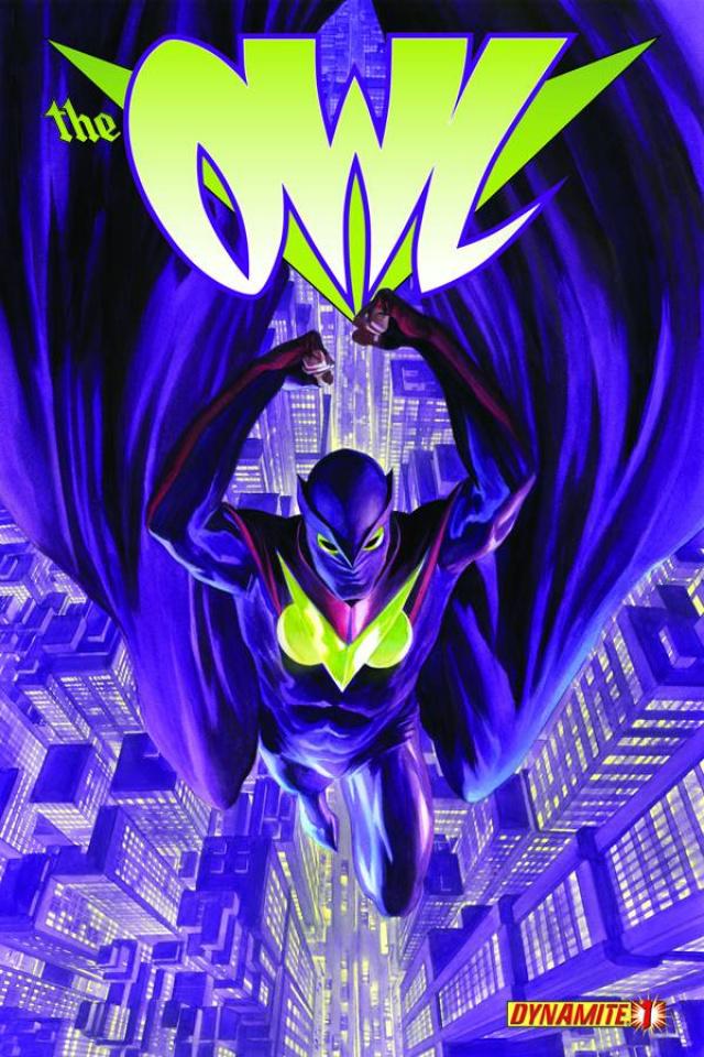 The Owl #1