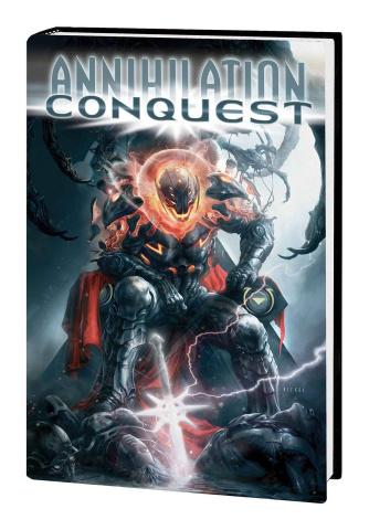 Annihilation Conquest Omnibus