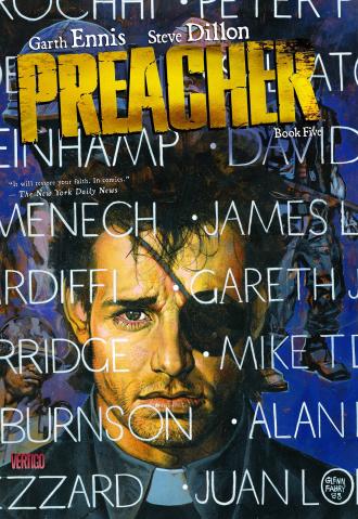 Preacher Book 5