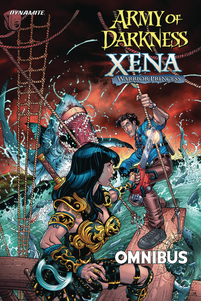 Army of Darkness / Xena (Omnibus)