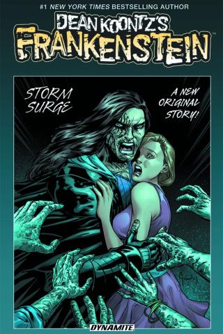 Frankenstein: Storm Surge
